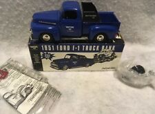 1951 FORD F-1 TRUCK BANK WIX FILTERS NIB BY ERTL WITH FREE SHIPPING!