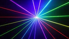 Neu Dioden RGB Laser System 1500 30 kpps