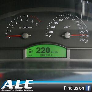 Holden/ HSV VT-VY Digital Speedo activation Maloo Clubsport Commodore SS V6 V8