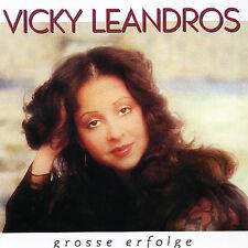 VICKY LEANDROS - GROBE ERFOLGE NEW CD