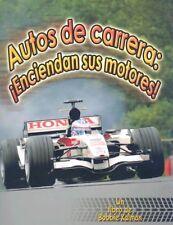 Autos de Carrera: Enciendan Sus Motores! (Vehiculo