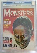 Famous Monsters of Filmland #15 CGC 7.5 OW/W pages / Gogos Cover