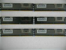 24GB  6X4GB MEM FOR INTEL S3420GPLC S3420GPLX S5520HC S5520HCR S5520U