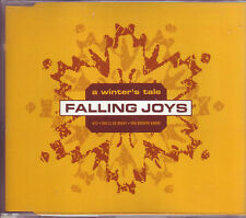 Falling Joys Winter's Tale Australian 4-track CD single printed promo (1992)
