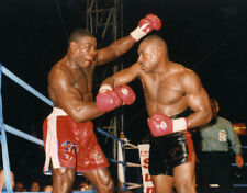 Frank Bruno Oliver McCall Fight Action 10x8 Photo