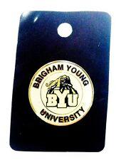 Brgham Young Cougars lapel pin souvenir