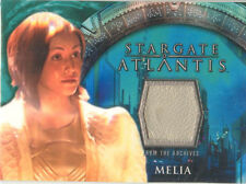 Stargate Atlantis Season 1 - Melia Costume Card