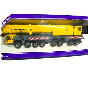 Siku 4311 Mega Lifter Crane/Crane Truck/Mobile Crane Super Series 1/55 Scale