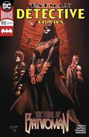 Detective Comics #975 Batman DC COMICS Trial of Batwoman 1st Print 2018