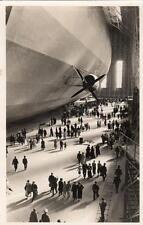 More details for deutsche zeppelin reederei frankfurt rp pc used cachet on back