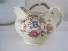 BEAUTIFUL VINTAGE CROWN DUCAL GLENDALE CREAMER JUG