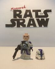 Lego Star Wars minifigures - Clone Custom Troopers - 501st Airborne Trooper