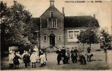 CPA   Chatel-Gerard - La Mairie   (357698)