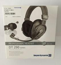 Beyerdynamic DT 290 V.11-MKII- 200/80 OHM Headset with Dynamic Microphone