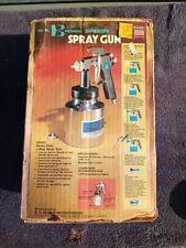 Vintage W.R. Brown Speedy Three Way Spray Paint Gun Model SG312