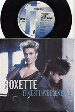 "ROXETTE - IT MUST HAVE BEEN LOVE Very rare 1990 Aussie 7"" P/S Single Release! EX"
