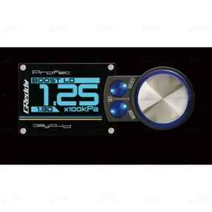 GReddy PROFEC ELECTRONIC BOOST CONTROLLER OLED 15500214 AUTHORISED DEALER