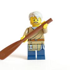 LEGO® Ninjago Movie™ Figur Runde aus 70657 City Docks njo443 brandneu