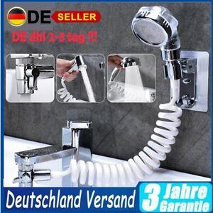 Waschbeckenbrause, Duschkopf Handbrause für Wasserhahn Waschbecken Küche Bad DE