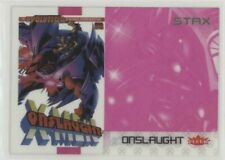 2018 FLEER ULTRA X-MEN STAX MIDDLE LAYER ONSLAUGHT # 28B SP