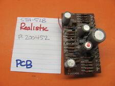 REALISTIC P-200452 ??? PCB STA-52B STEREO RECEIVER