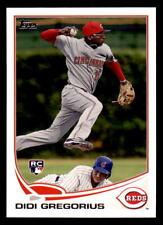 2013 Topps #296 Didi Gregorius Yankees Rookie (ref 31060)