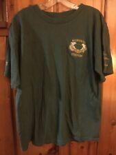 Baltimore Orioles Colts Memorial Stadium Brooks Robinson Johnny Unitas T Shirt L