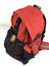 Yanks! T2 Triathlon Bag Transition Backpack Gear Organizer Red