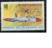 Brazilie mi 1289 (1971) plakker - mh - x