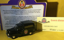 OXFORD DIECAST 1/43 MORRIS MINOR VAN OXFORD LIMITED EDITION