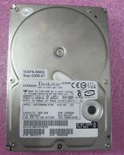 HITACHI 500GB IDE HDS725050KLAT80 0A31613  3.5'' 7200RPM  HARD DRIVE