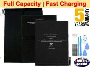 OEM Battery Replacements for iPad 2 3 4 2017 2018 Air 2 Pro 9.7 12.9 Mini 2 3 4