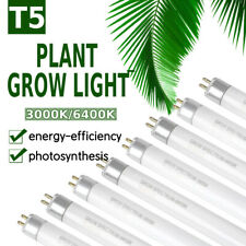 T5 HO INDOOR GROW LIGHT - 4 FT FLUORESCENT HYDROPONIC VEG FLUORESCENT LAMP BULBS