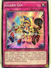 Yu-Gi-Oh - 1x Guard Go - WSUP - World Superstars