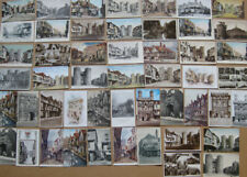 More details for canterbury job lot of 55 x town views postcards 1900-50s mostly pre-1930s