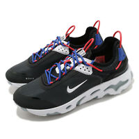Nike React Live Black White Red Blue Men Casual Shoes Sneakers CV1772-001