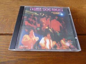THREE DOG NIGHT One CD 1968 MCA debut album