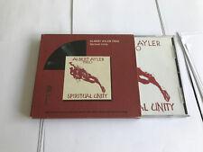 Ayler, Albert - Spiritual Unity - Ayler, Albert CD 8711799910020 MINT/EX-