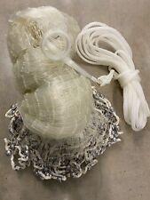10' Custom Mullet Cast Net - 1 1/8