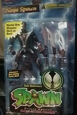NINJA SPAWN TODD McFARLANE'S SPAWN SERIES 3 DELUXE EDITION ULTRA ACTION FIGURE