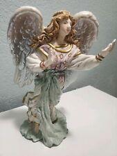 Fitz & Floyd Classics Nativity Angel Figurine Christmas