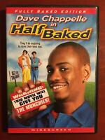 Half Baked (DVD, 1998, Fully Baked Edition - Widescreen) - H0214
