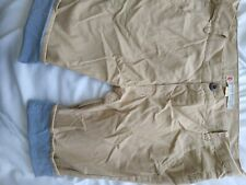 Men's River Island chino shorts - 32 waist