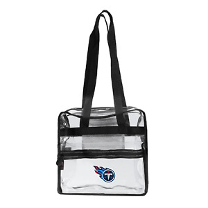 """Tennessee Titans """"Clear Zone"""" Stadium Friendly Tote"""
