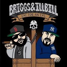 Briggs Feat. Ill Bill Eye For An Eye (7 Vinyl) New & Sealed (Aussie HipHop)
