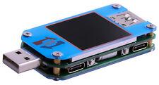 UM25C USB 2.0 Display LCD Voltmeter Ampere Voltage Batterie Tester App Bluetooth