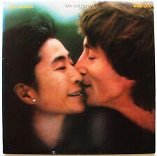 JOHN LENNON  YOKO ONO  Milk And Honey  LP  1984  Gatefold Album  Polydor