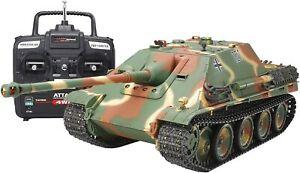 Tamiya 1/16No.23 German Destroyer Tank Jagd Panther (Late Type) Full Operation S