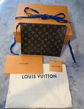 NWT Louis Vuitton Toiletry 26 W/ LV Dust Bag & Crossbody Accessories