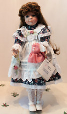 "Marie Osmond ""Emily"" Musical Doll Ltd Ed of 2500 Fine Porcelain Collector Doll"